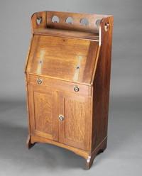 Art+nouveau+bureau in past antique auctions | Denhams