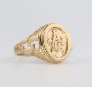 Masonic+ring in past antique auctions | Denhams