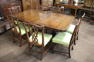 Georgian Dining Table In Past Antique Auctions Denhams